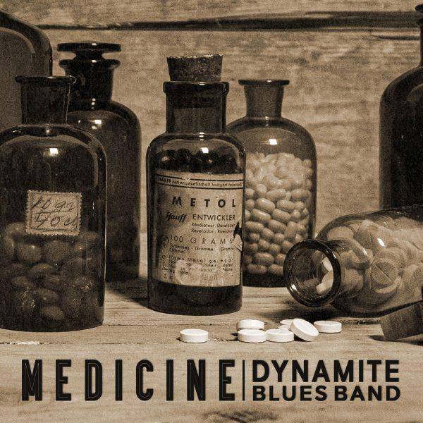 ++++Dynamite Blues Band - Medicine