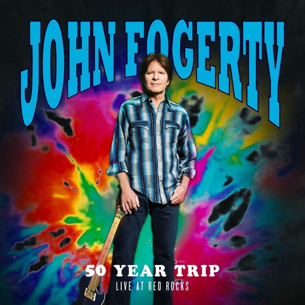 ++++John Fogerty - 50 Year Trip Live At Red Rocks