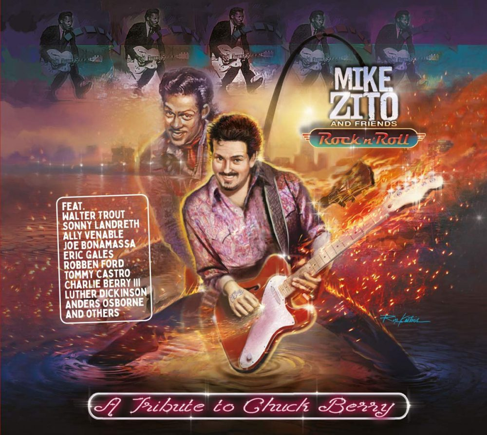 ++++Mike Zito and Friends - Rock N Roll - A Tribute To Chuck Berry