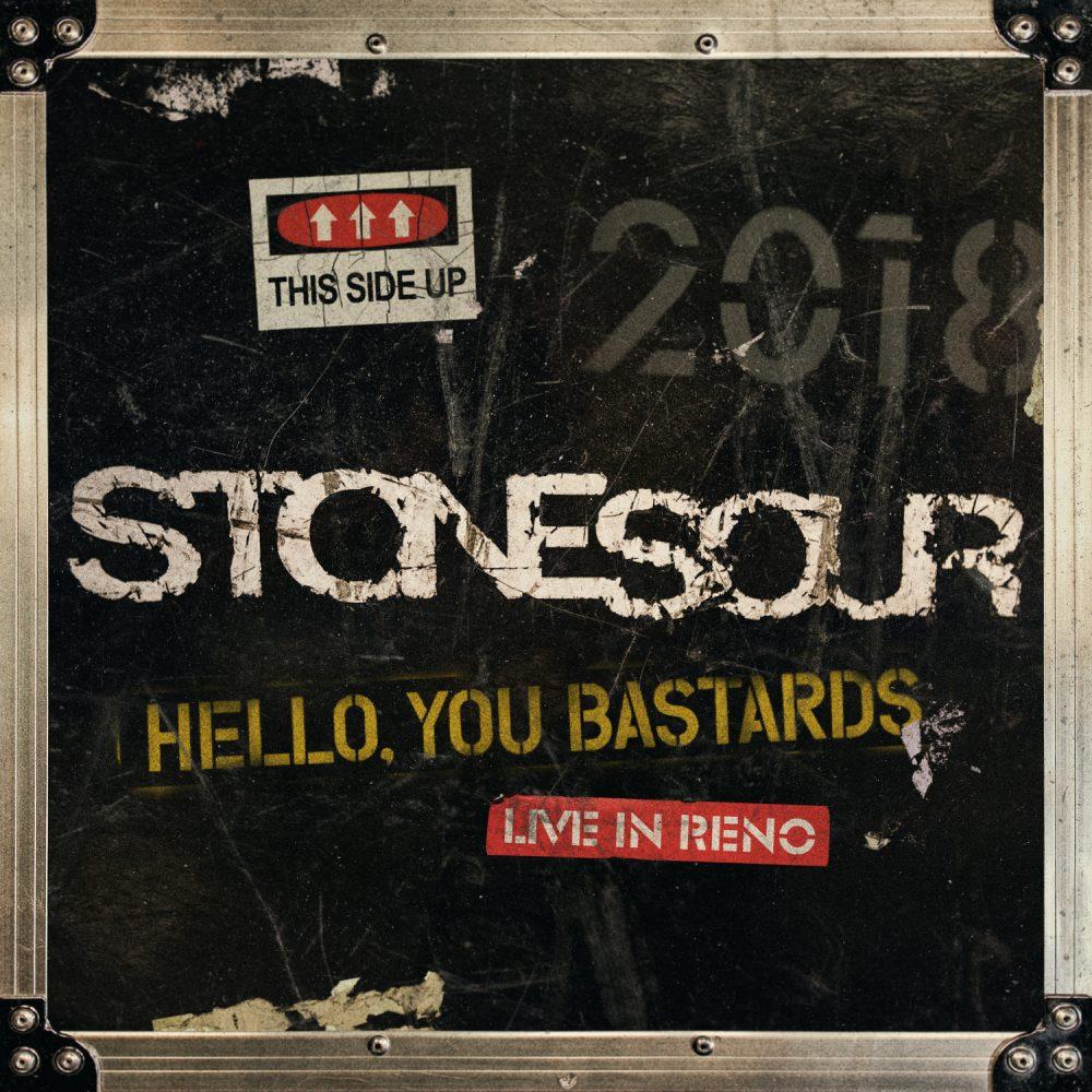 ++++Stone Sour - Hello You Bastards Live In Reno