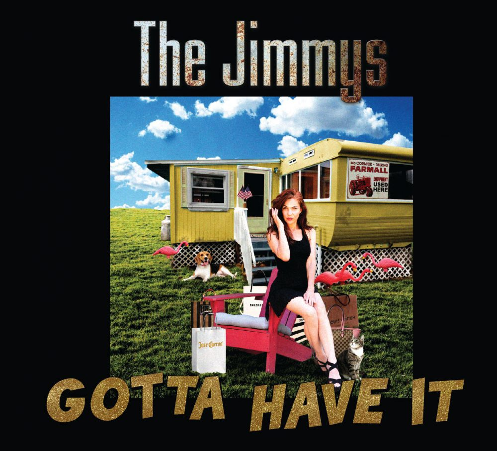 ++++The Jimmys - Gotta Have It
