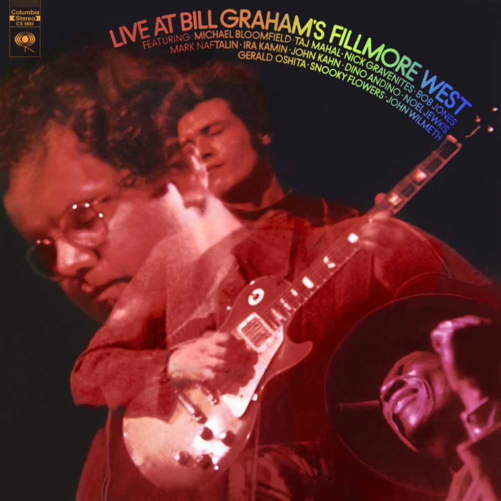 +Various Artists - Live At Bill Graham's Fillmore West (Remastered)