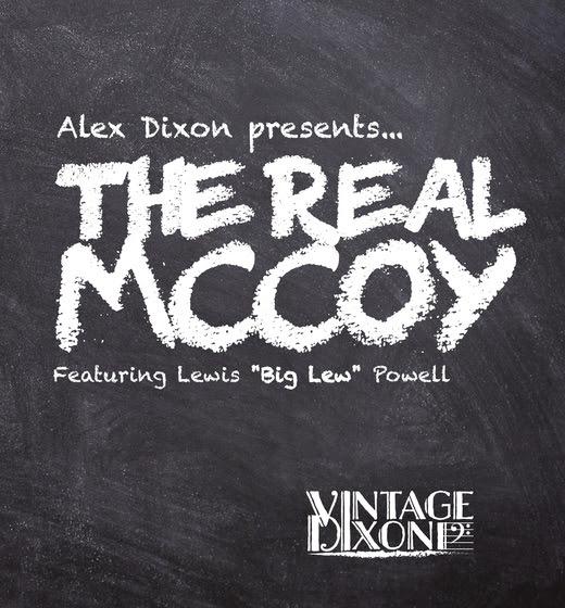 +Alex Dixon - The Real McCoy