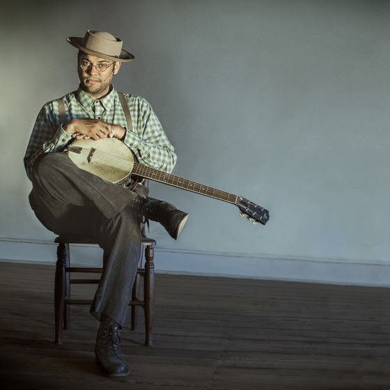 +Dom Flemons (photo by Timothy Duffy)