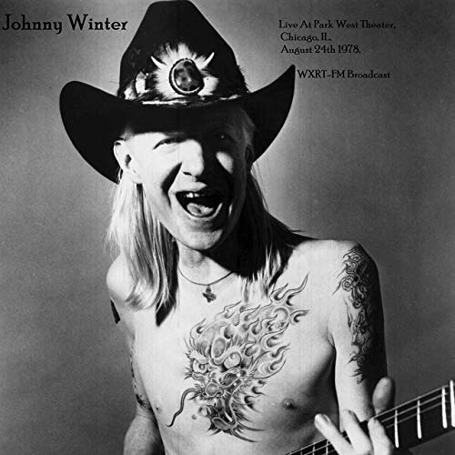 +Johnny Winter - Live at Park West Theater, Chicago IL