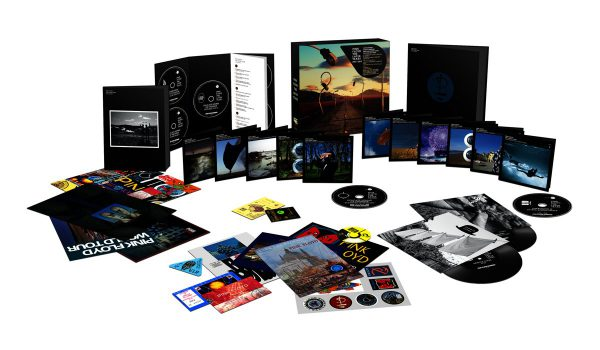 +Pink Floyd- The Later Years 1987-2019 - promo