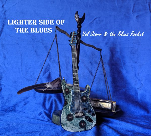 +Val Starr & The Blues Rocket - Lighter Side Of The Blues