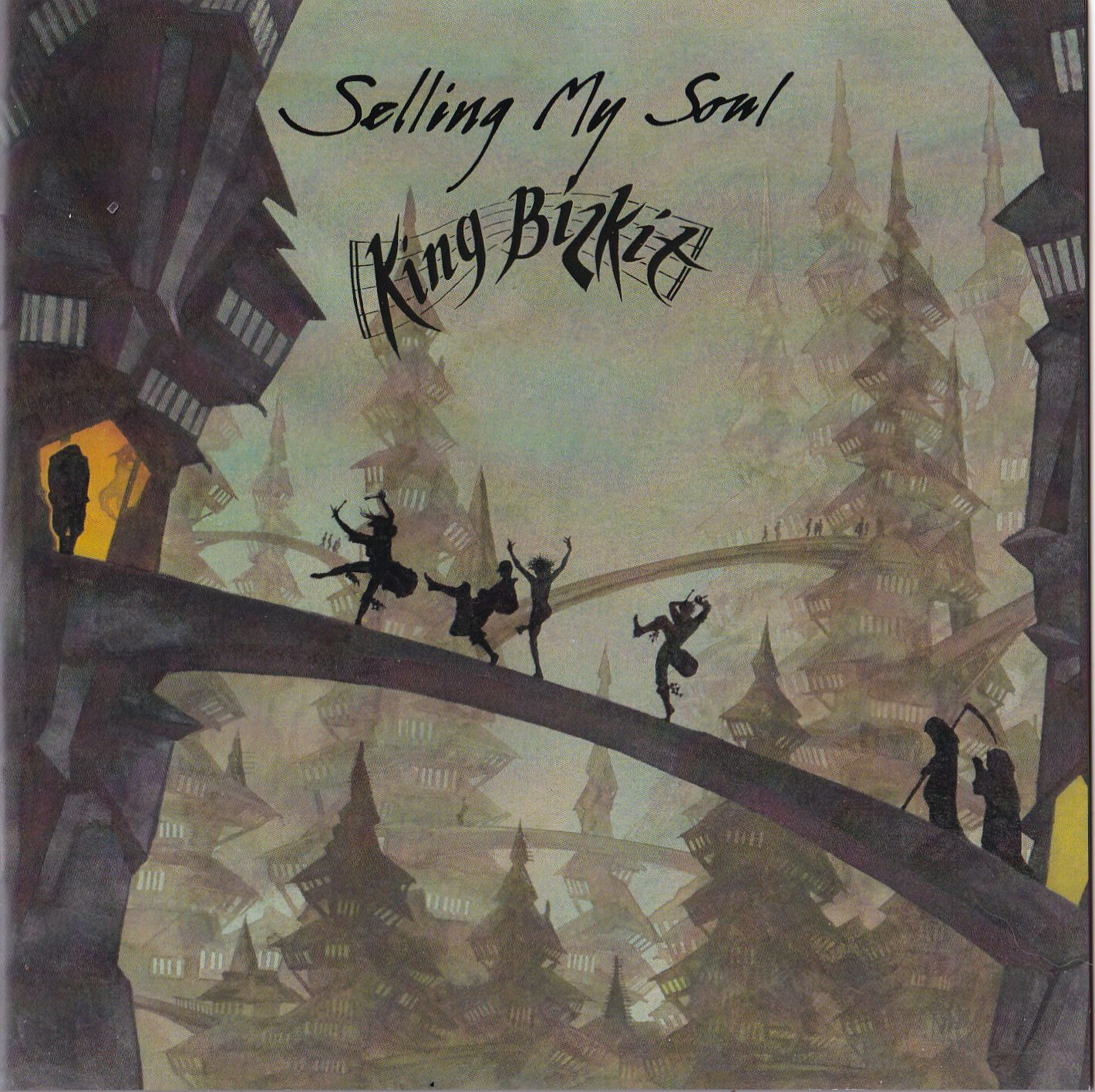 King Bizkit - Selling My Soul