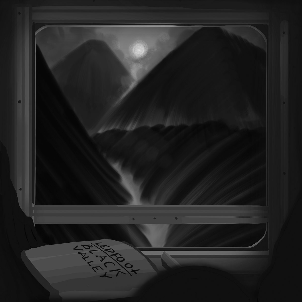 Ledfoot - Black Valley