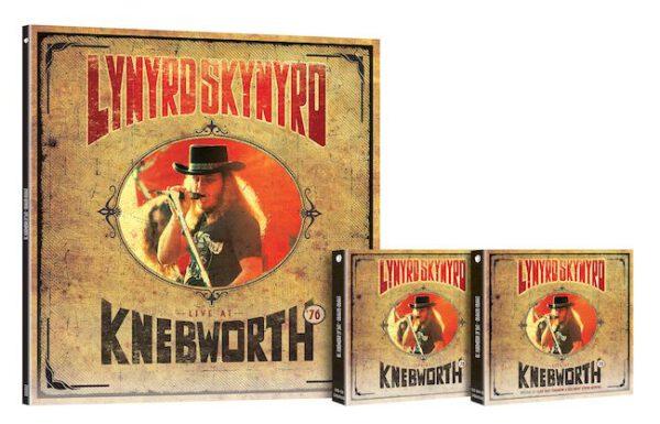Lynyrd Skynyrd - Live At Knebworth '76