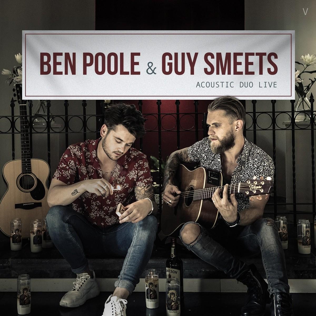 Ben Poole & Guy Smeets – Acoustic Duo Live