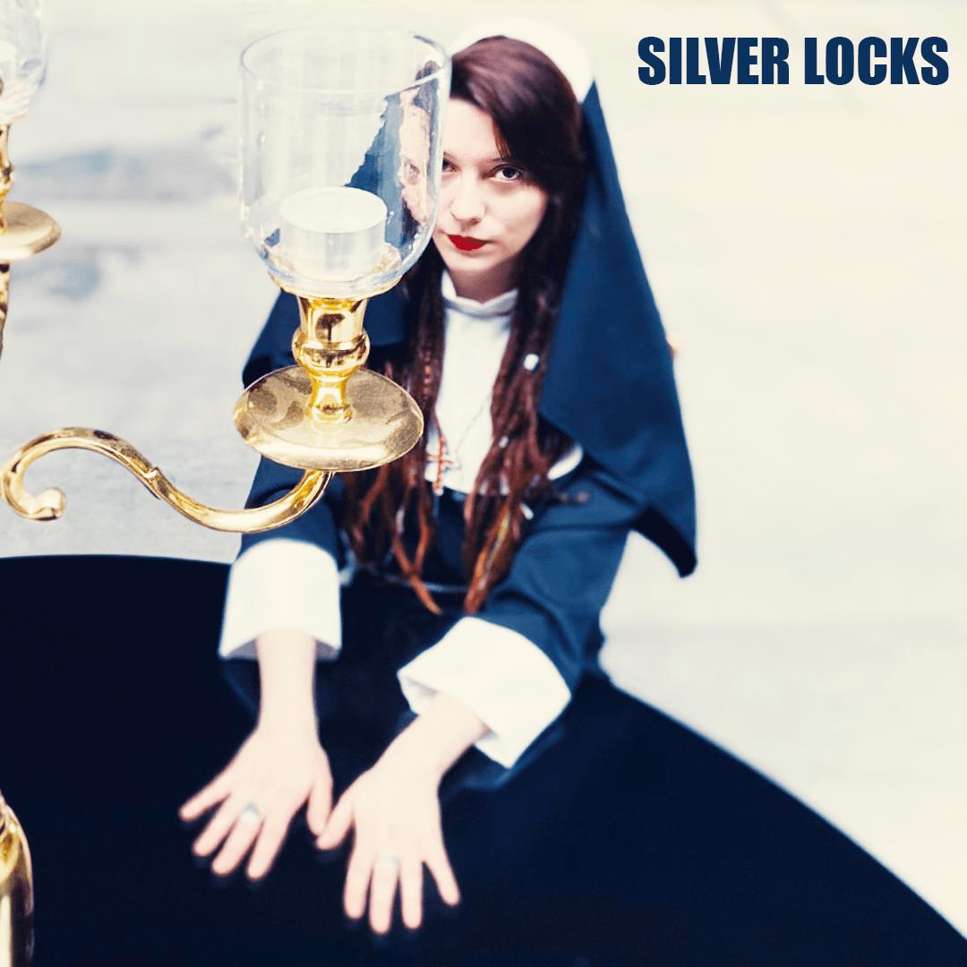 Camilla Blue - Silver Locks