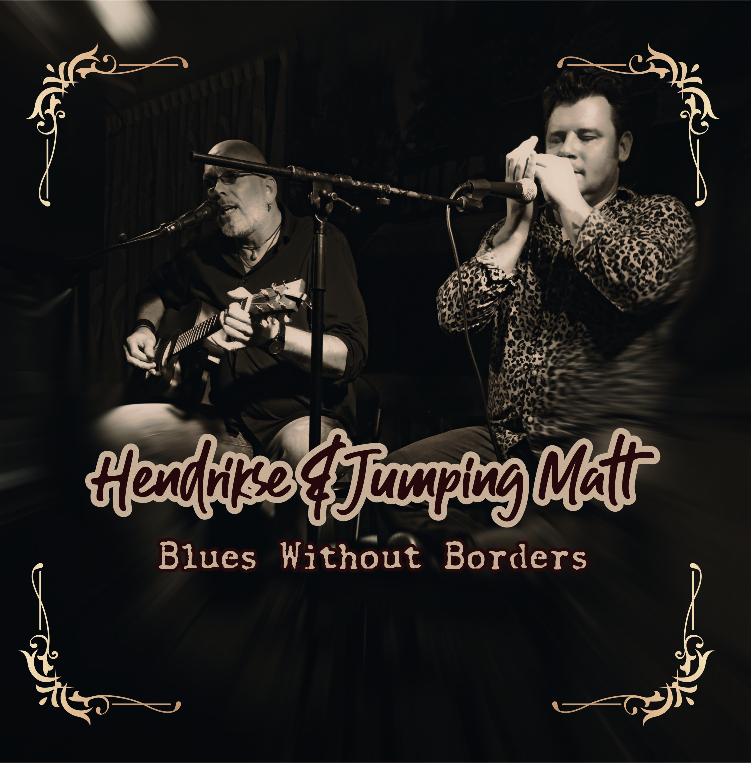 Hendrikse & Jumping Matt - Blues Without Borders