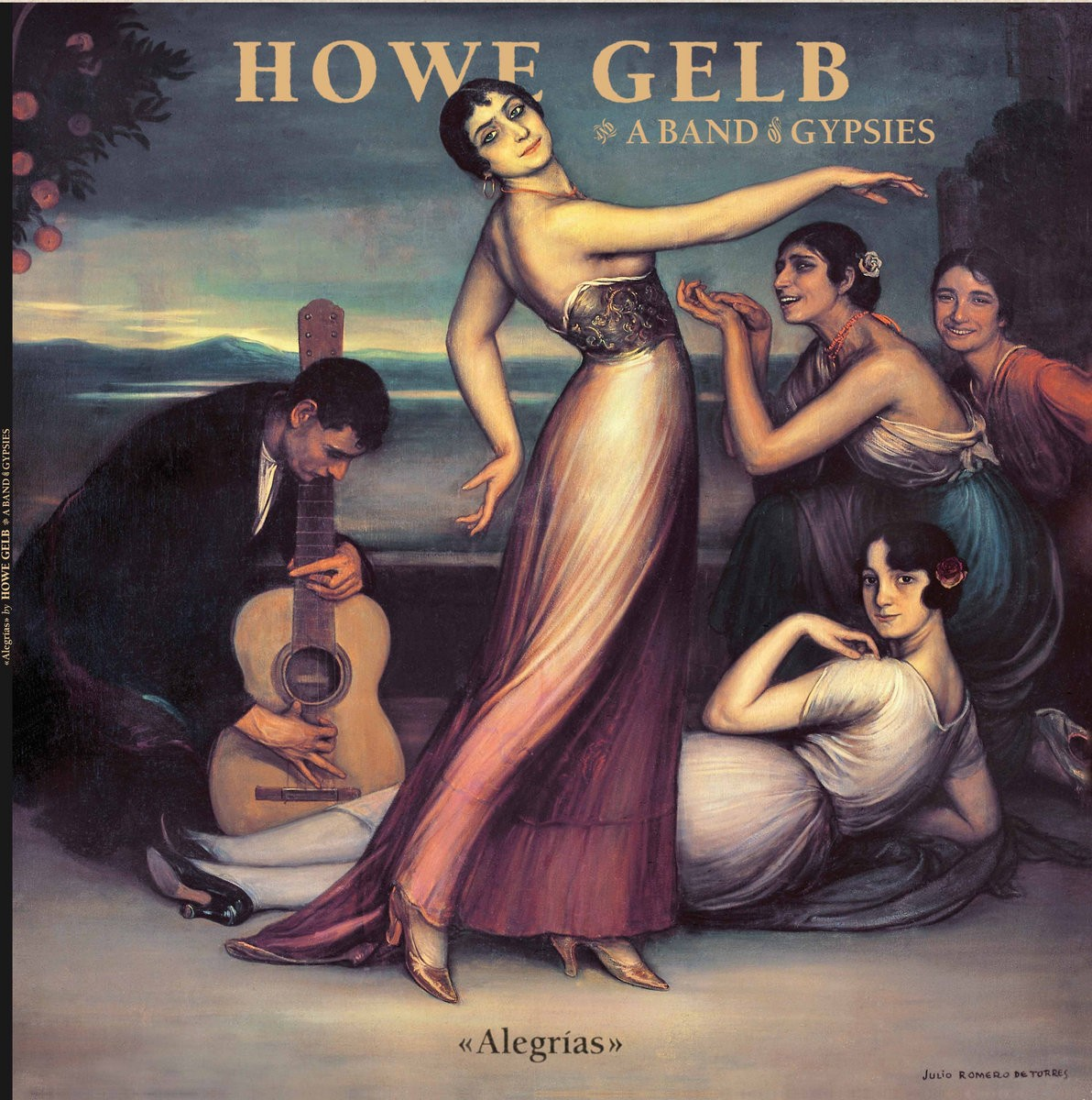 Howe Gelb And A Band of Gypsies - Alegrias