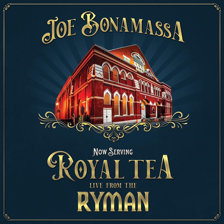 Joe Bonamassa_Royal Tea Live at the Ryman