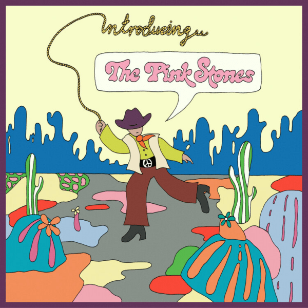 The Pink Stones - Introducing... The Pink Stones