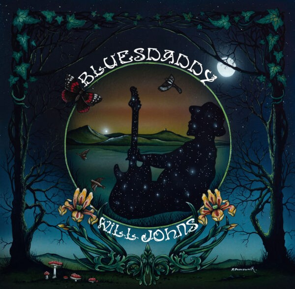 Will Johns - Bluesdaddy