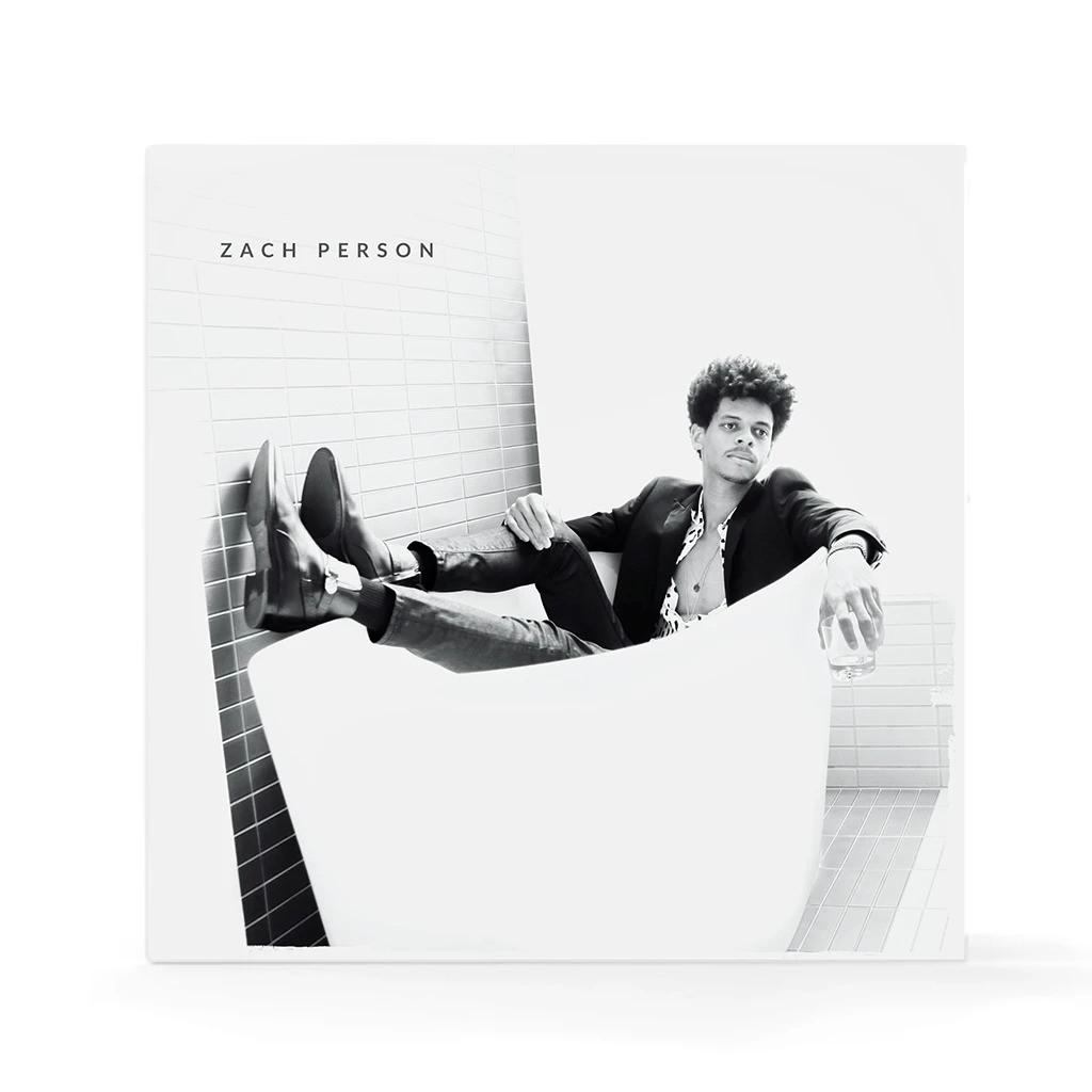 Zach Person - Cover