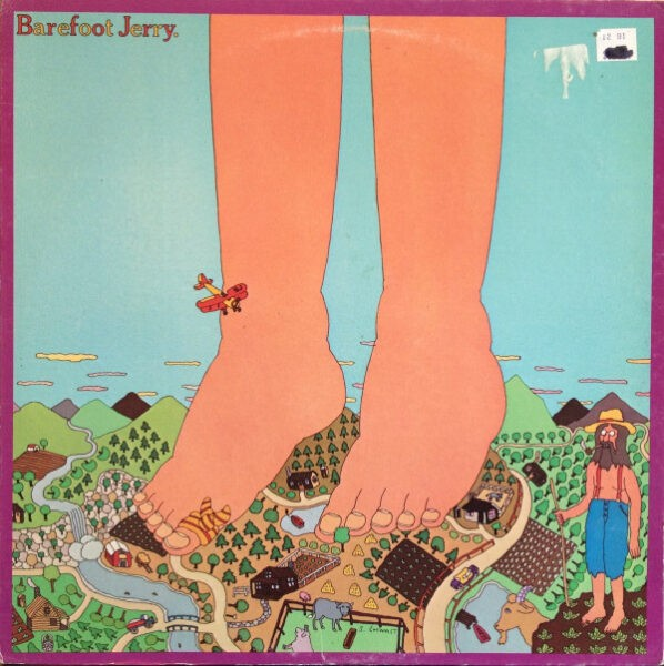 Barefoot Jerry - Barefoot Jerry