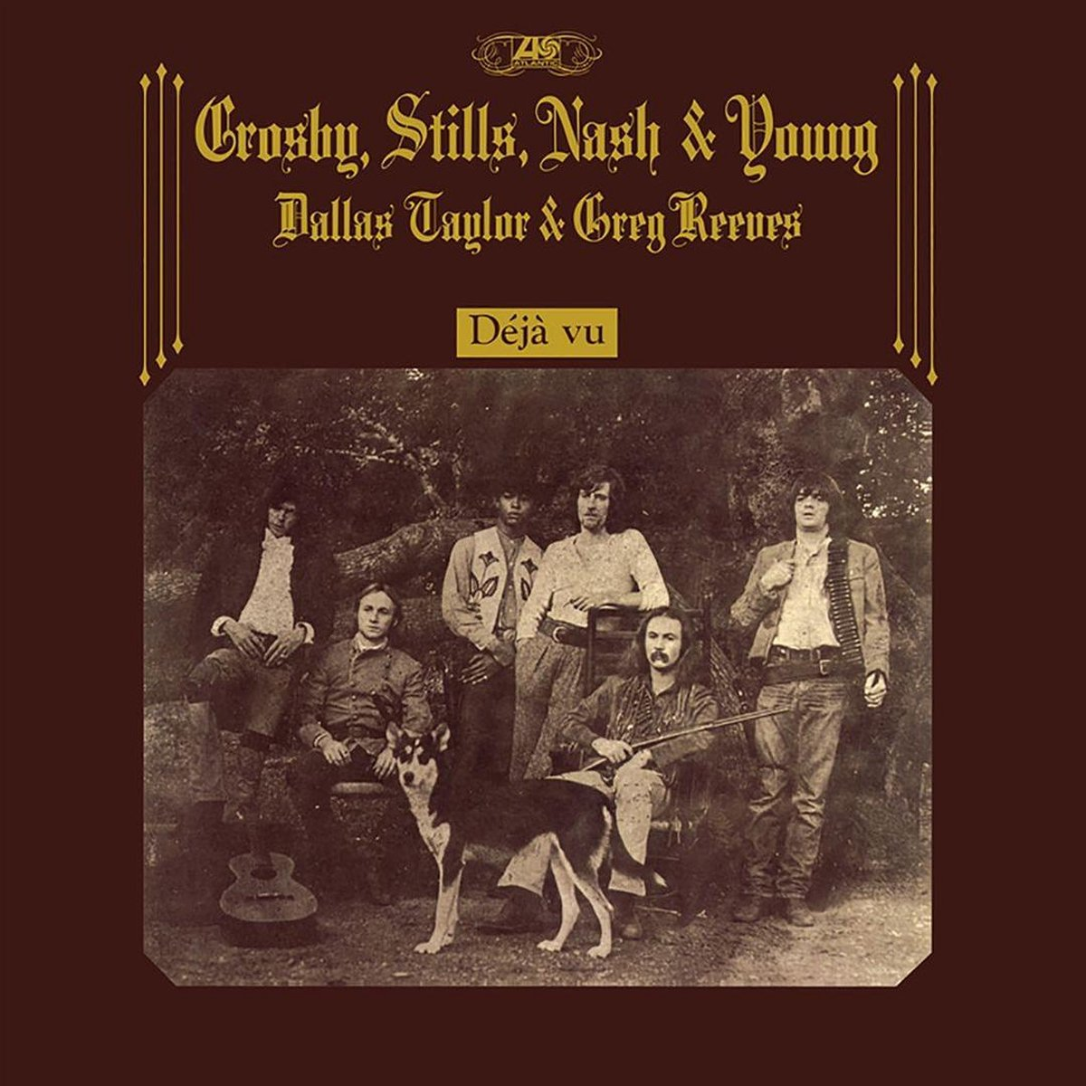 Crosby, Stills, Nash & Young- Déjà Vu (50th Anniversary Deluxe Edition)