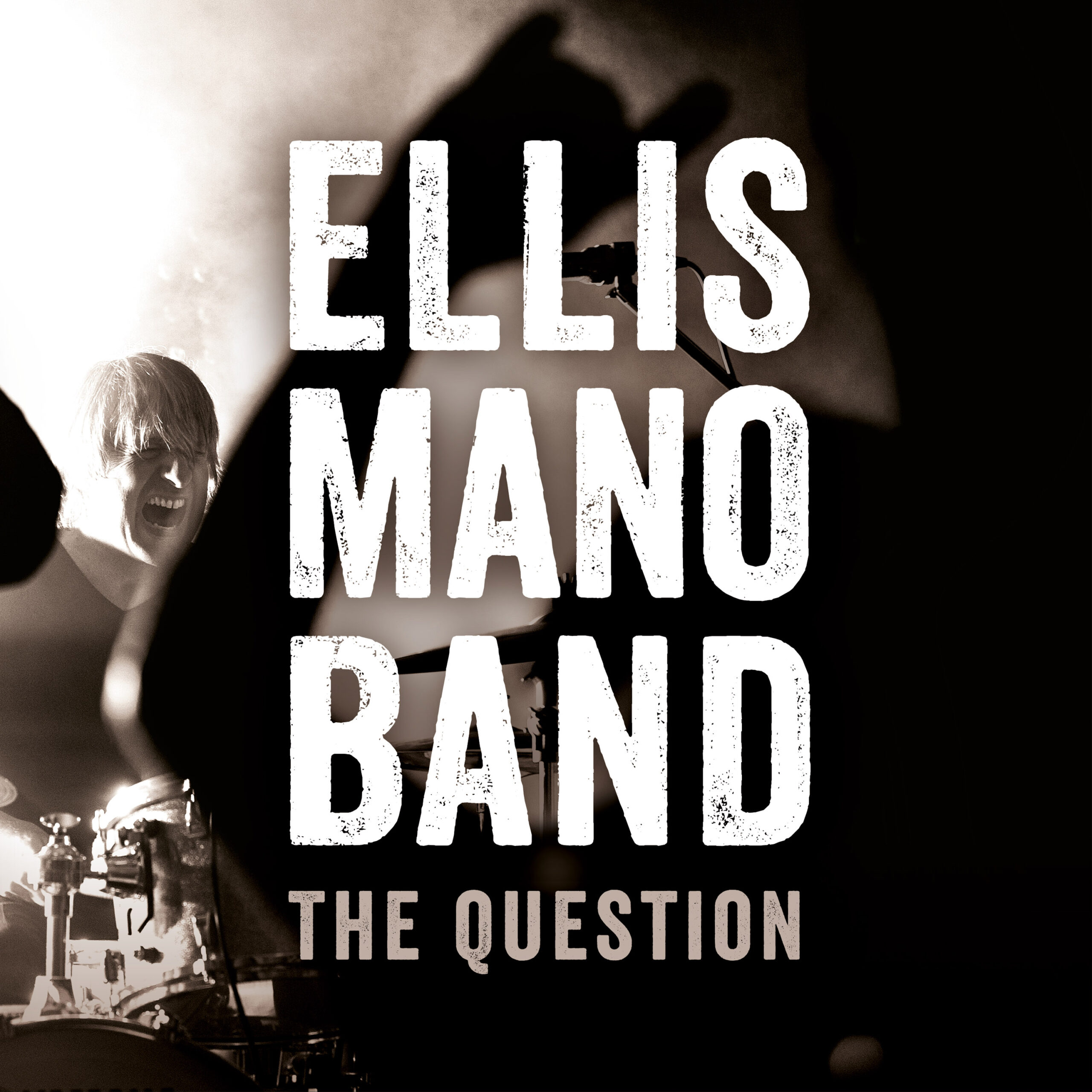 Ellis Mano Band - The Question (Cover - draft)