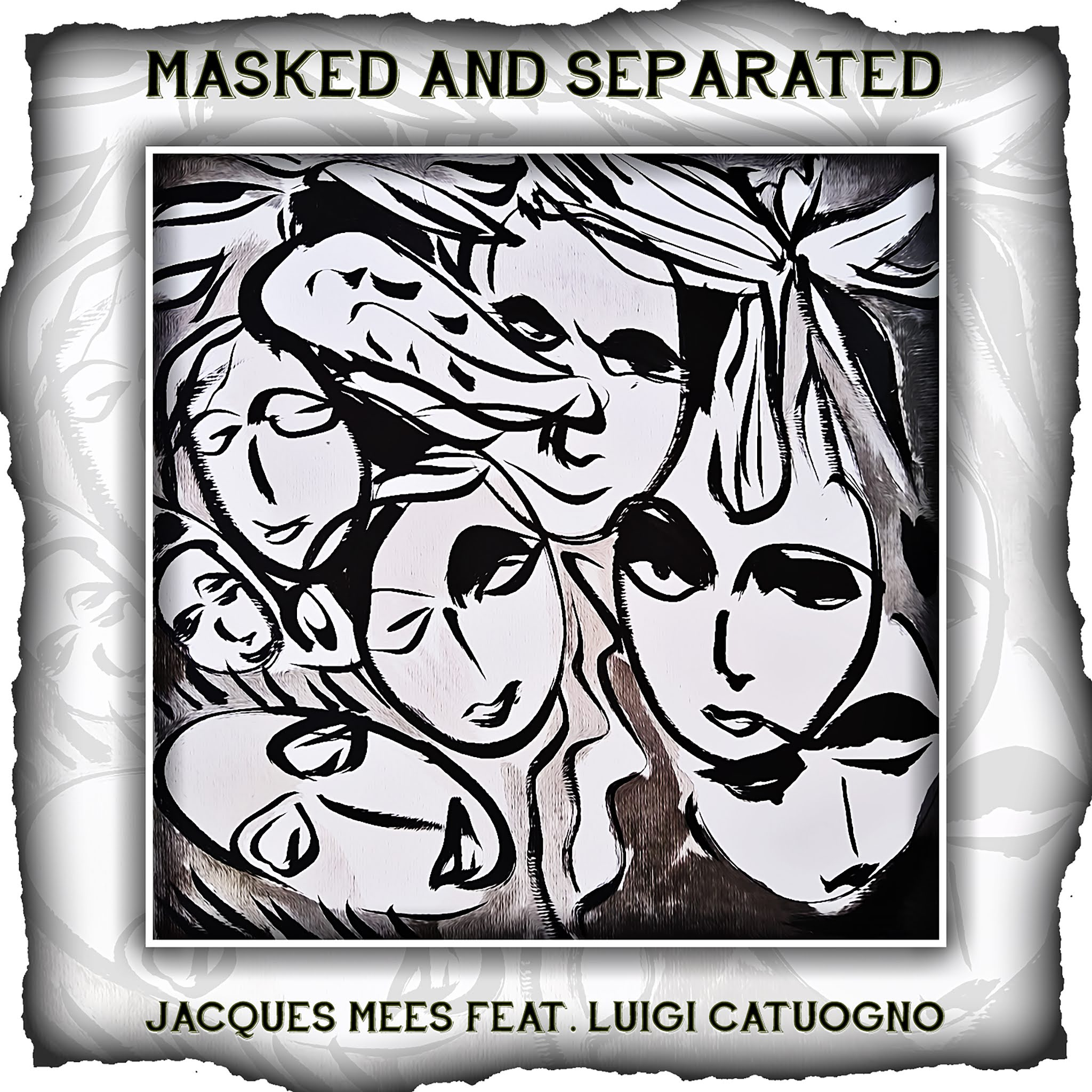 Jacques Mees - Masked and seperated