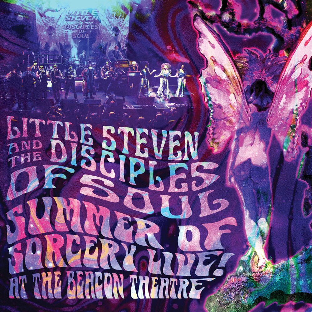 Little Steven - Summer Of Sorcery Live From The Beacon Theatre