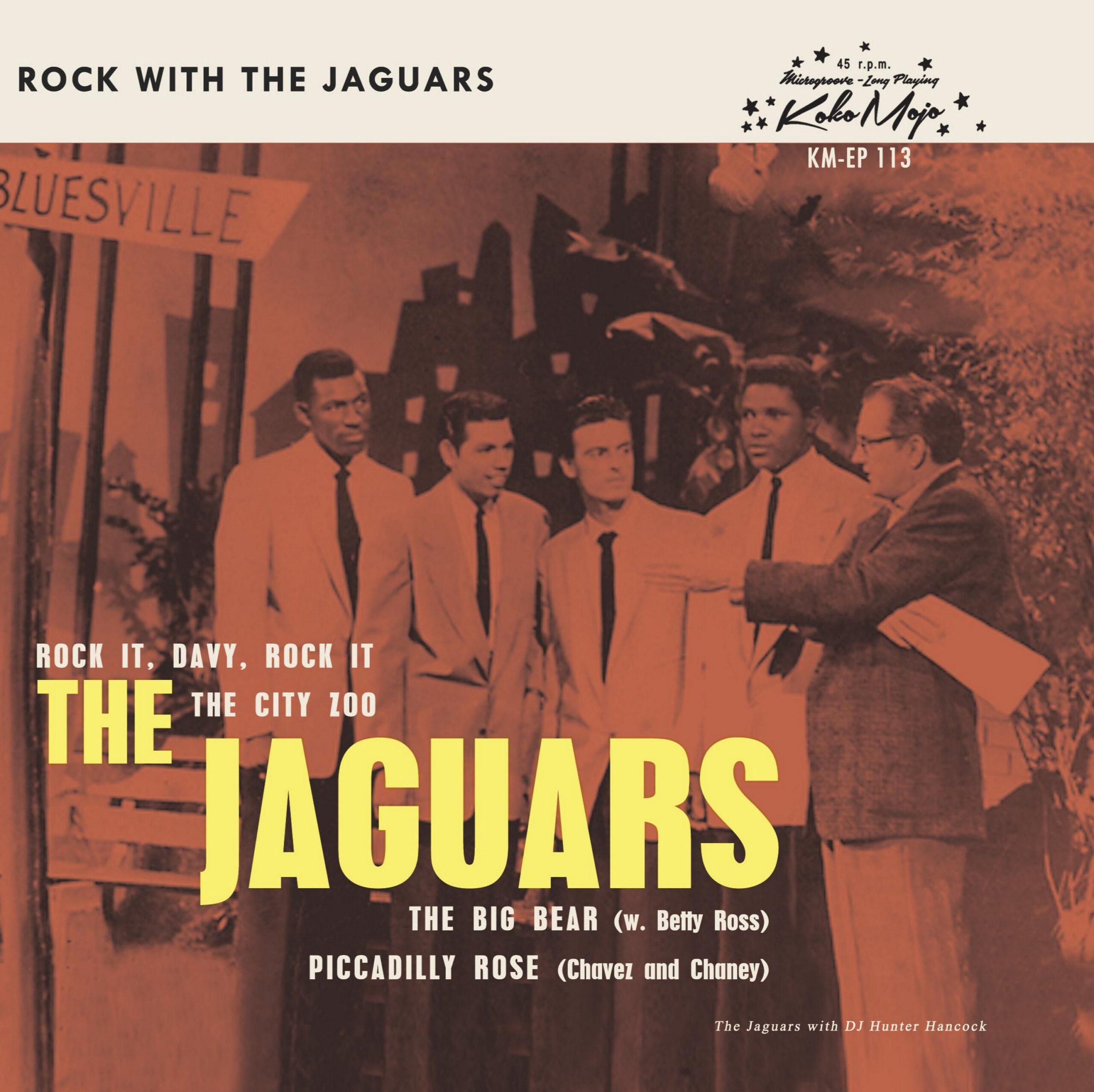 The Jaguars - Rock With The Jaguars