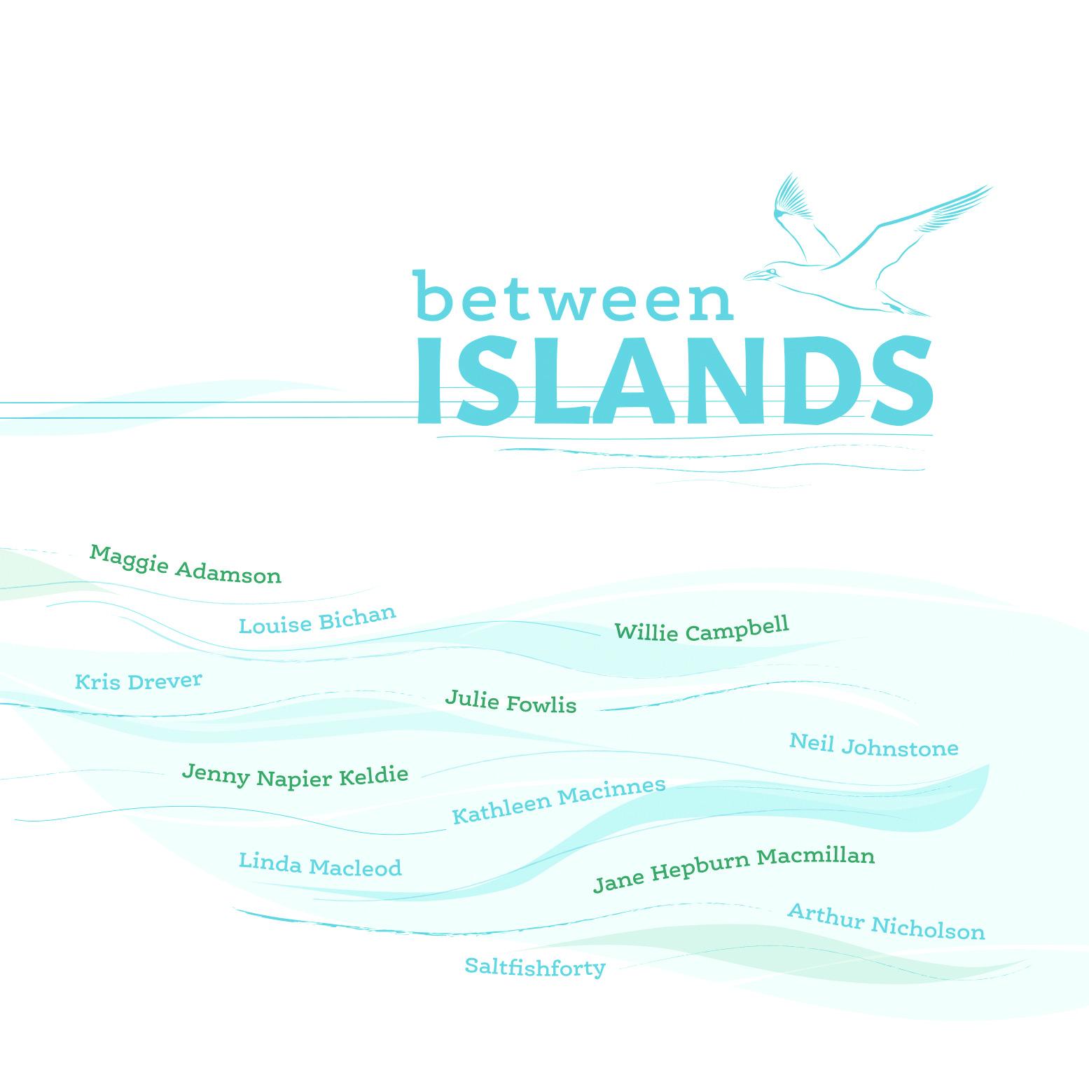 Various Artists - Between Islands