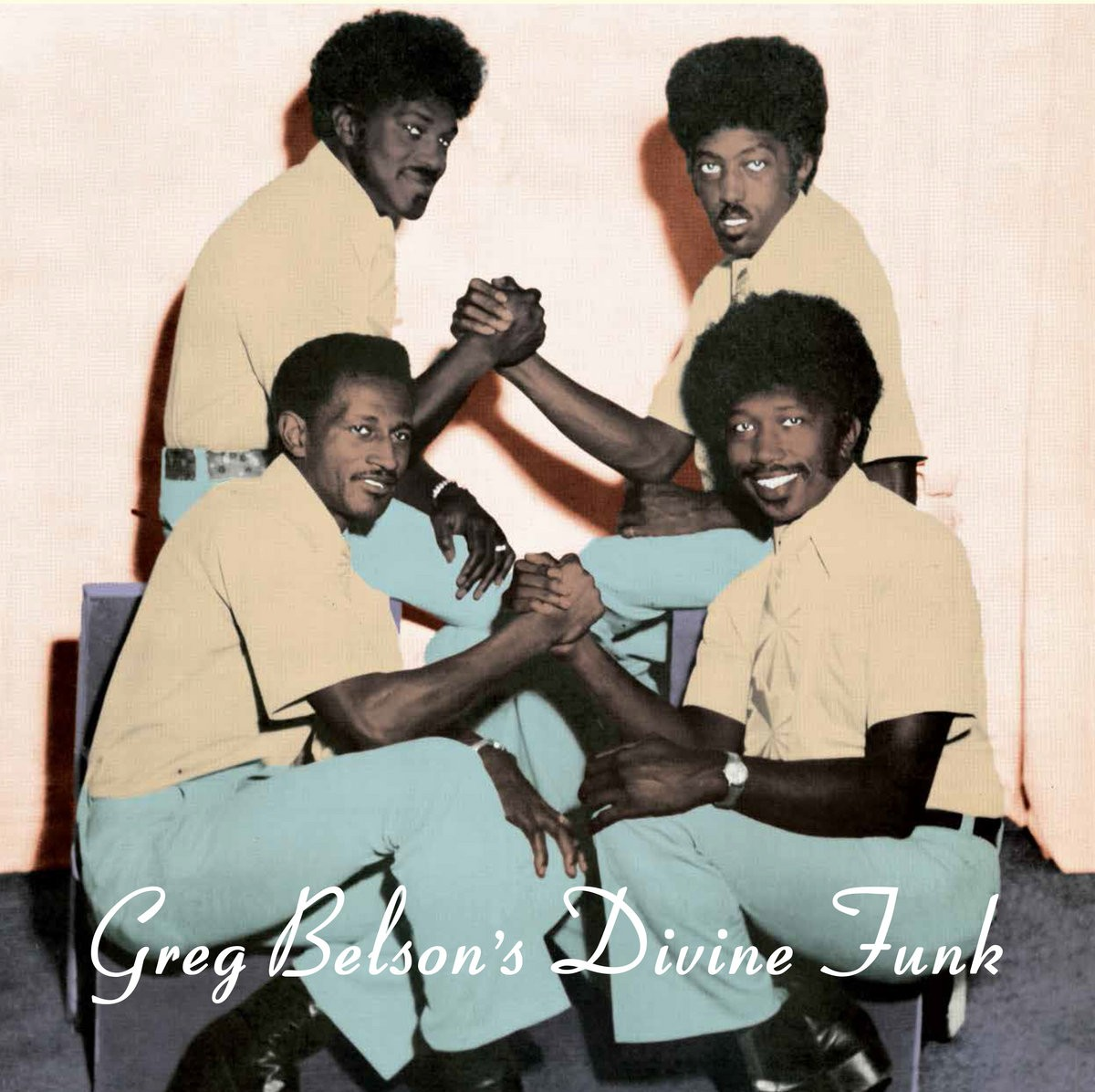 Various Artists - Greg Belson's Divine Funk – Rare American Gospel Funk And Soul