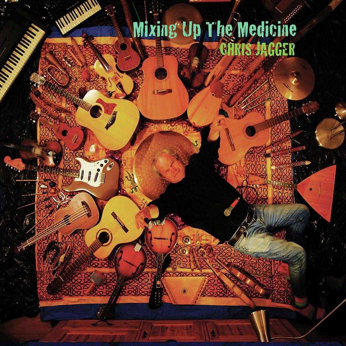 Chris Jagger - Mixing up the Medicine
