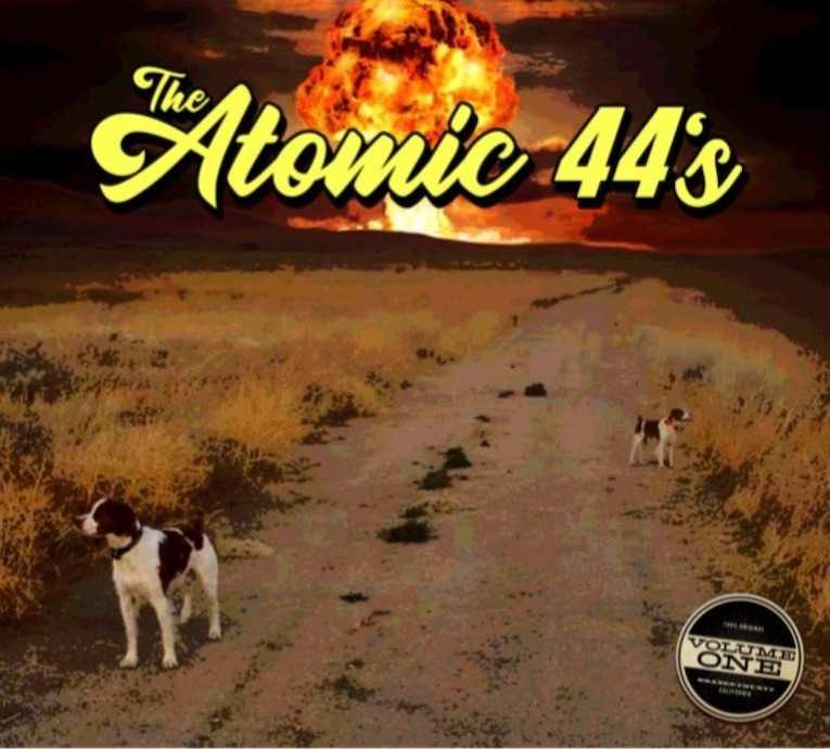 The Atomic 44's - Volume One