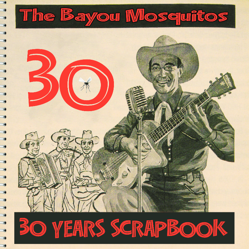 The Bayou Mosquitos - Compadres