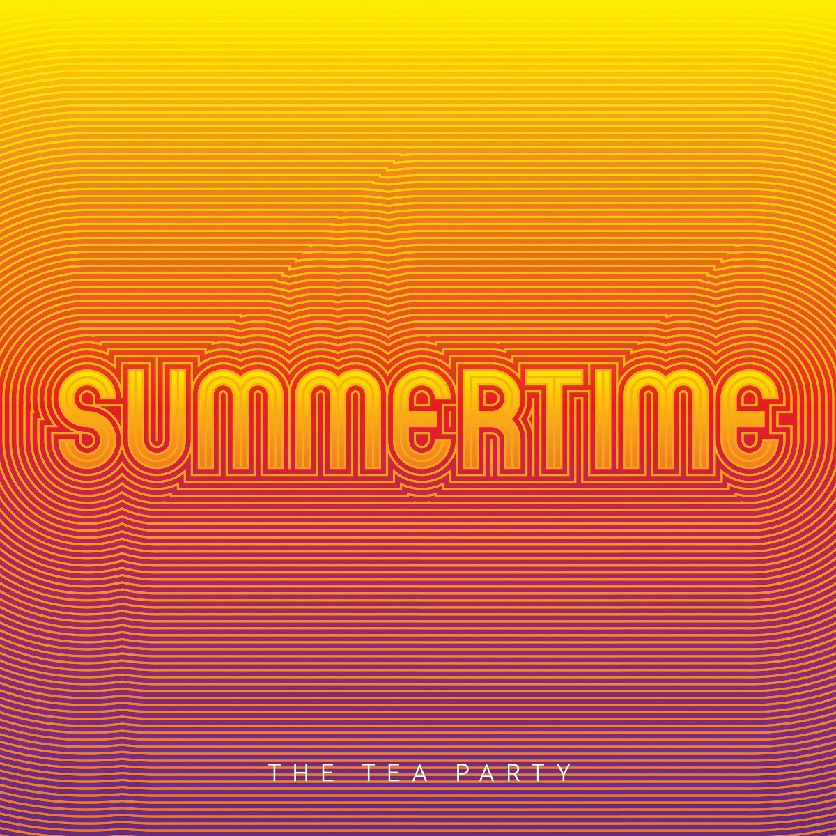 The Tea Party - Summertime