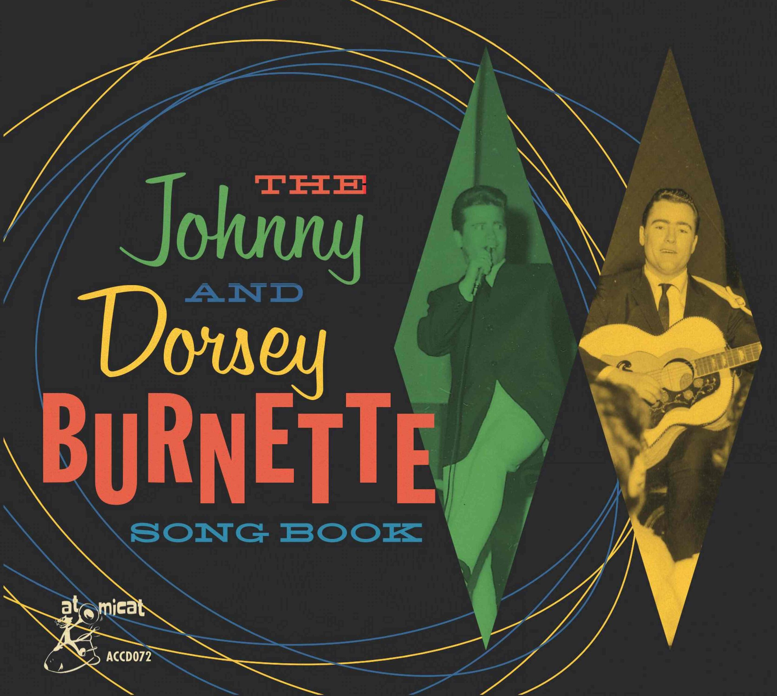 Various Artists - The Burnette Brothers Song Book