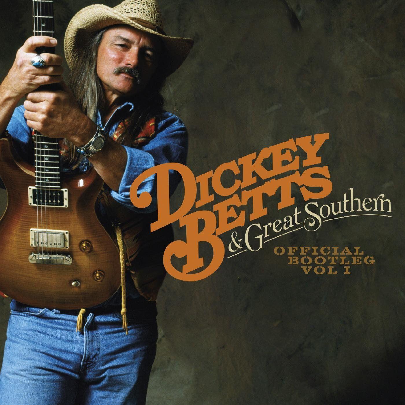 Dickey Betts - Official Bootleg volume 1