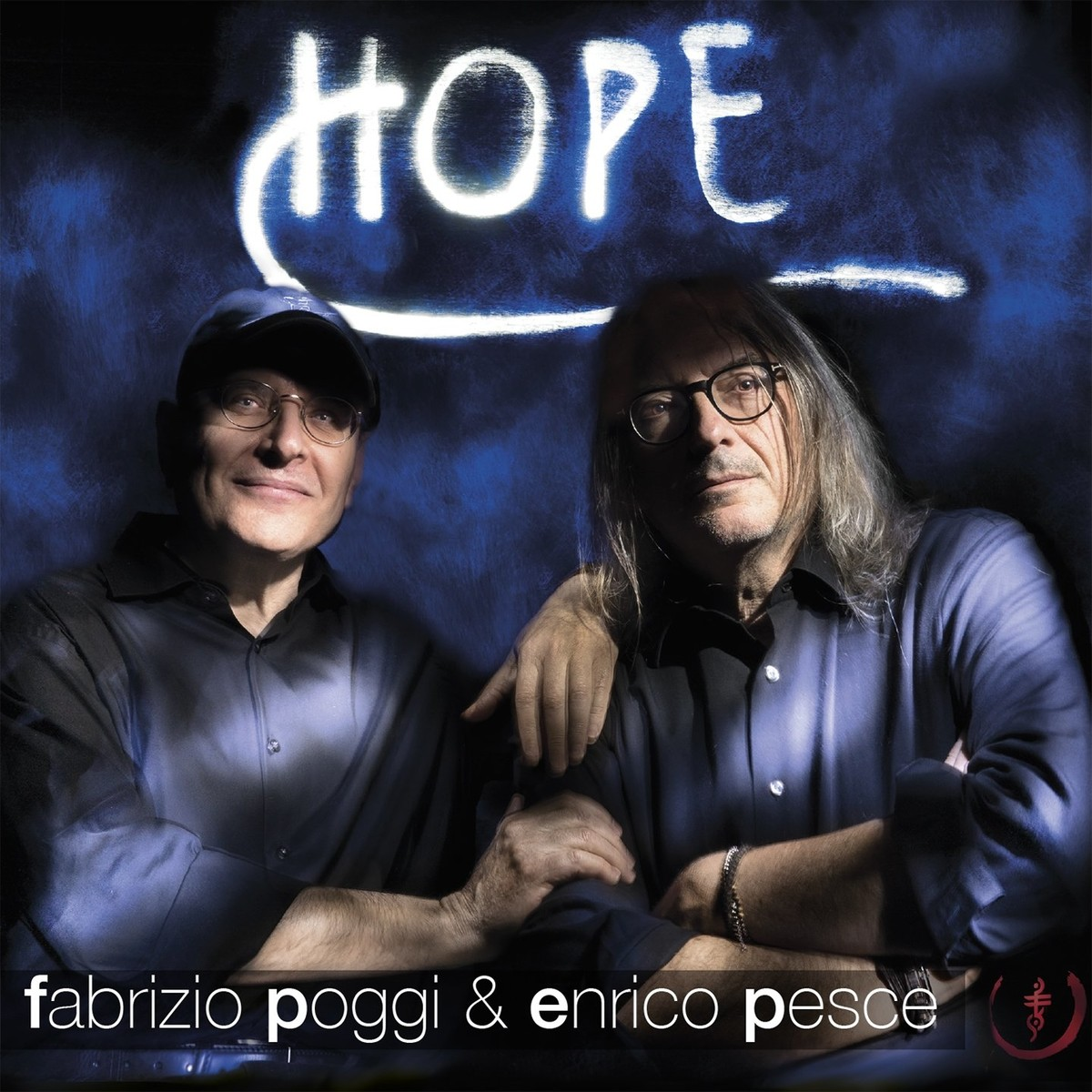 Fabrizio Poggi & Enrico Pesce - Hope