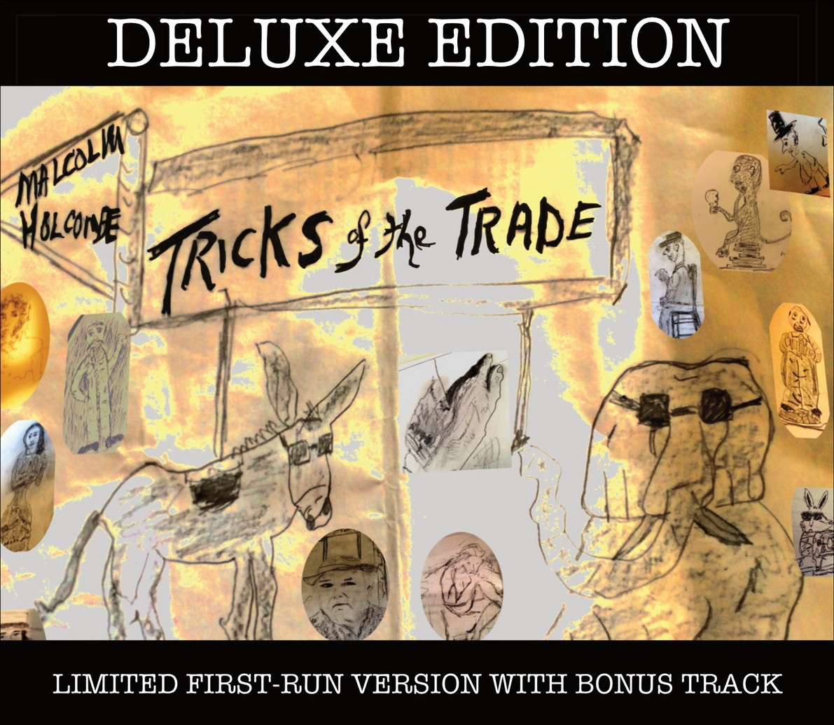 Malcolm Holcombe - Tricks of the Trade
