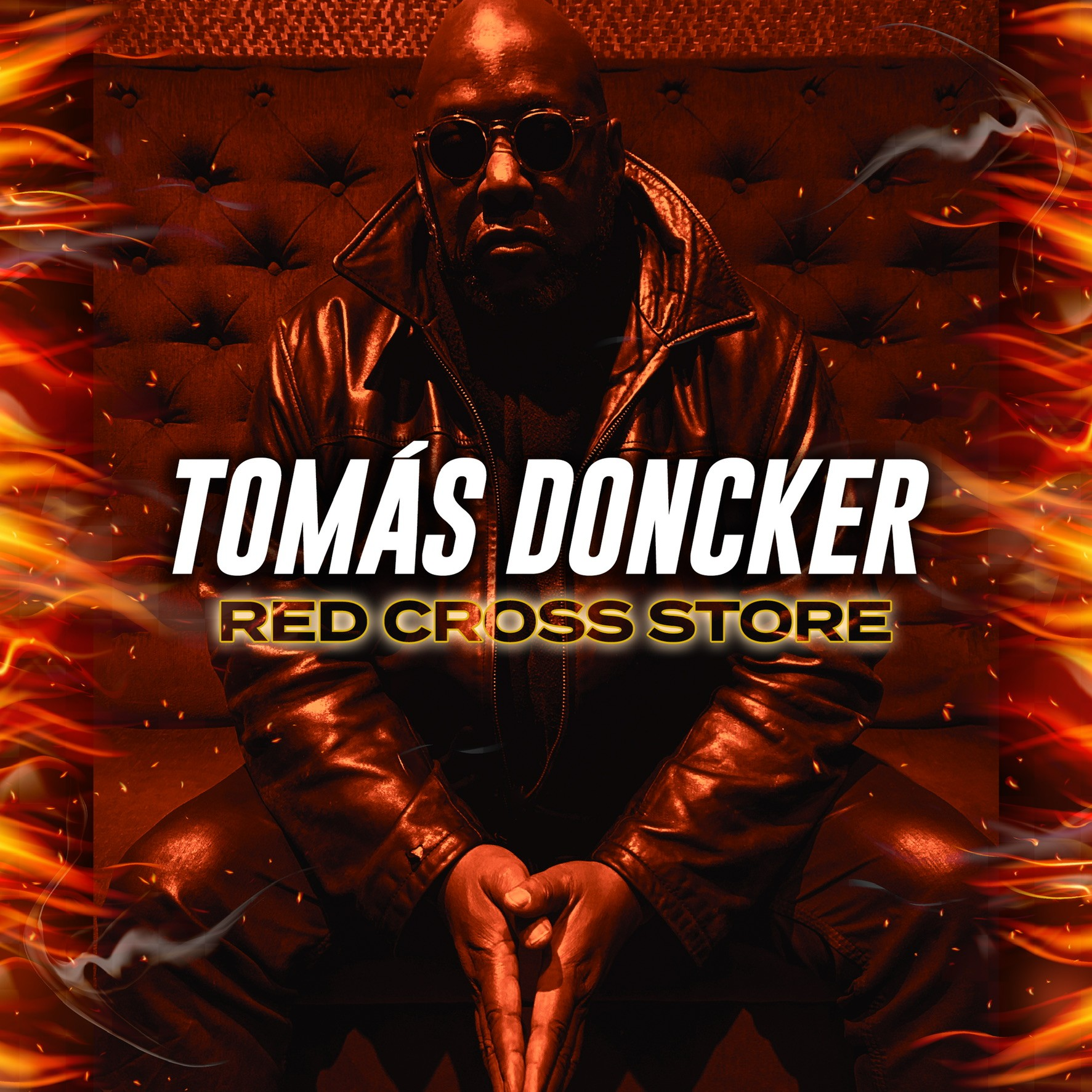 Tomás Doncker - Red Cross Store