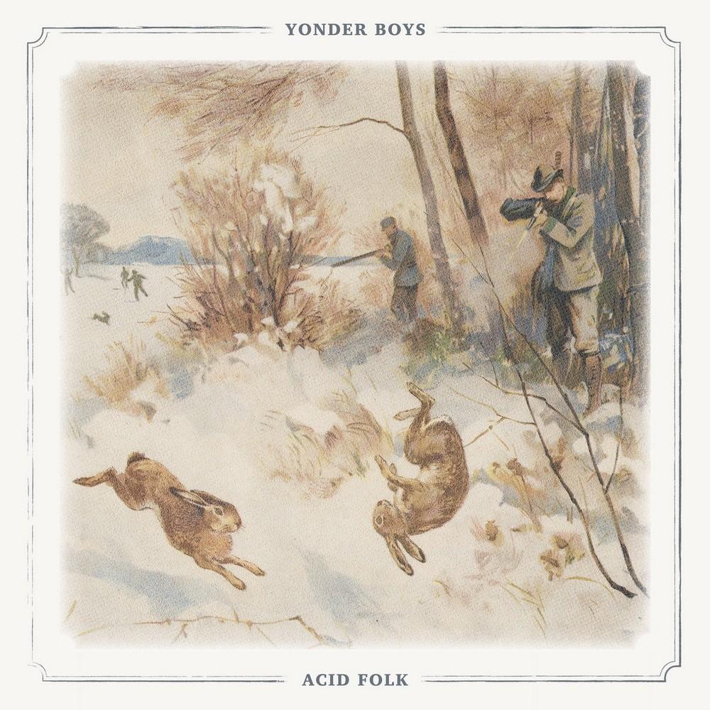 Yonder Boys - Acid Folk
