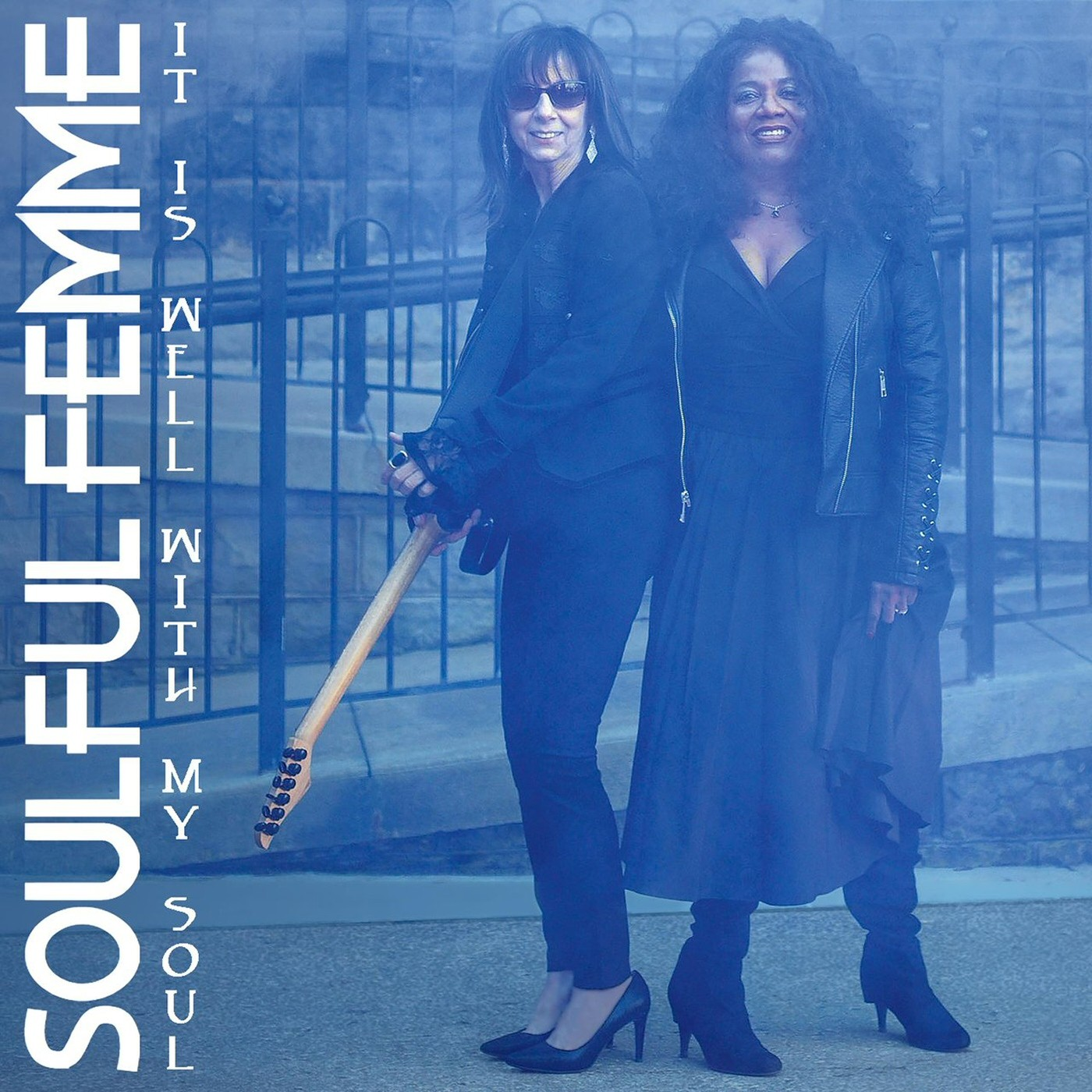 Soulful Femme - It Is Well With My Soul