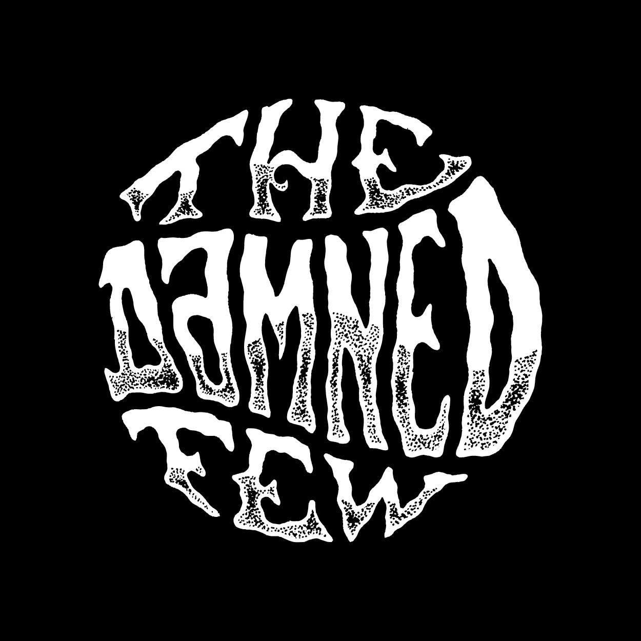 The Damned Few - logo