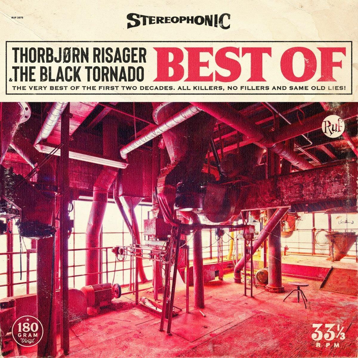 Thorbjørn Risager & The Black Tornado - Best Of