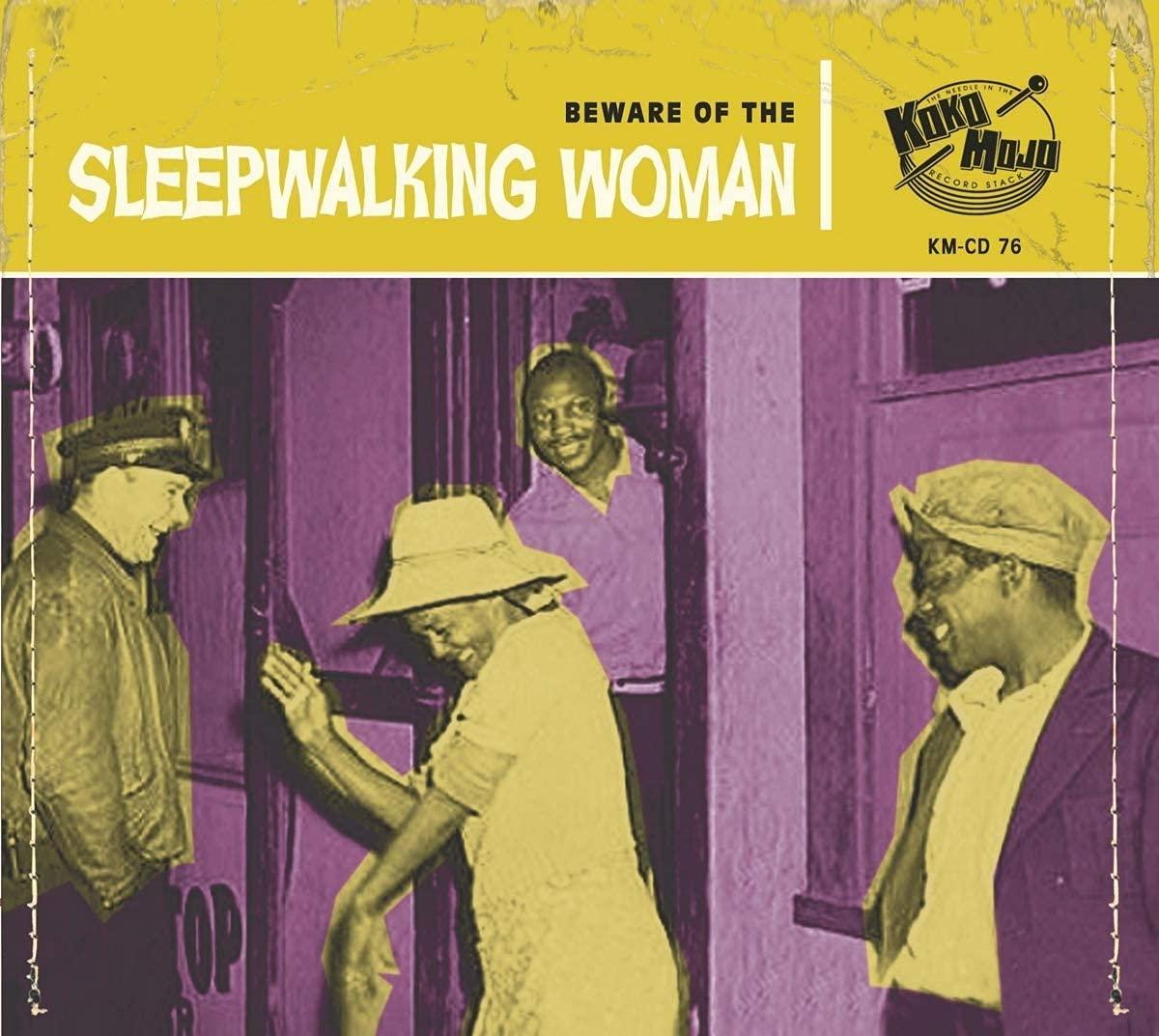 Various Artists - Beware Of The Sleepwalking Woman