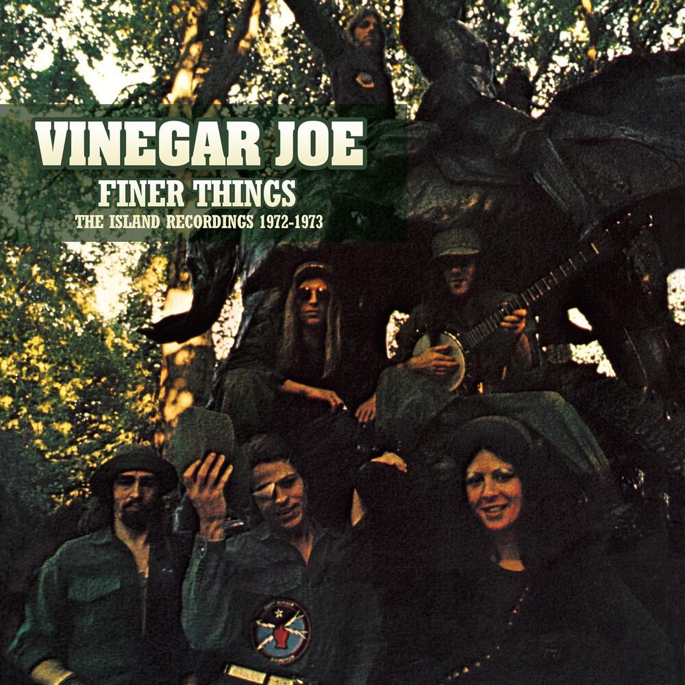 Vinegar Joe - Finer Things – The Island Recordings (1972-1973)