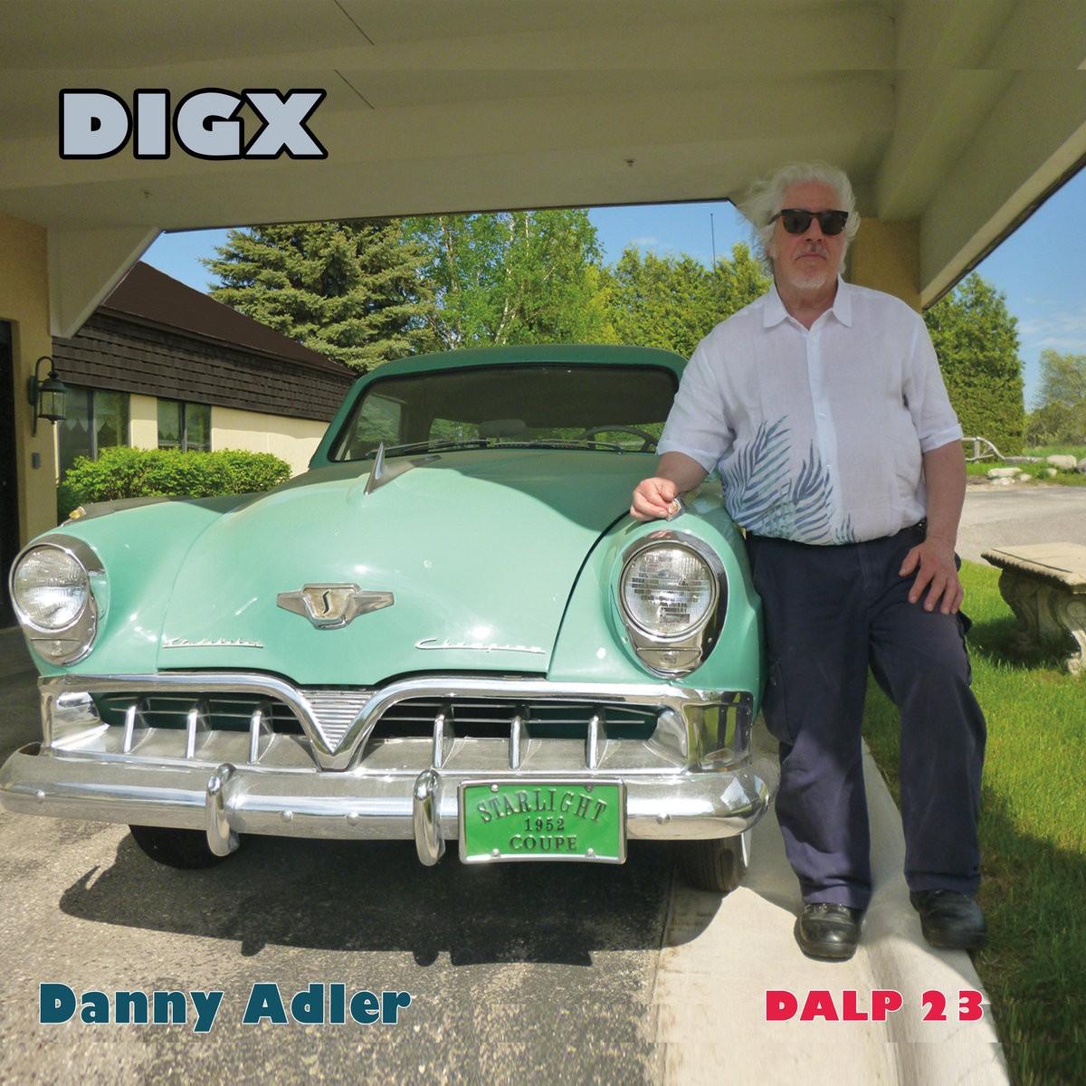 Danny Adler - Digx