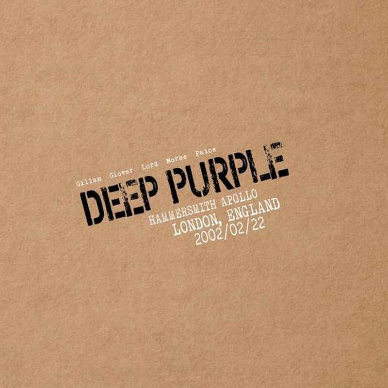 Deep Purple – Live in London 2002