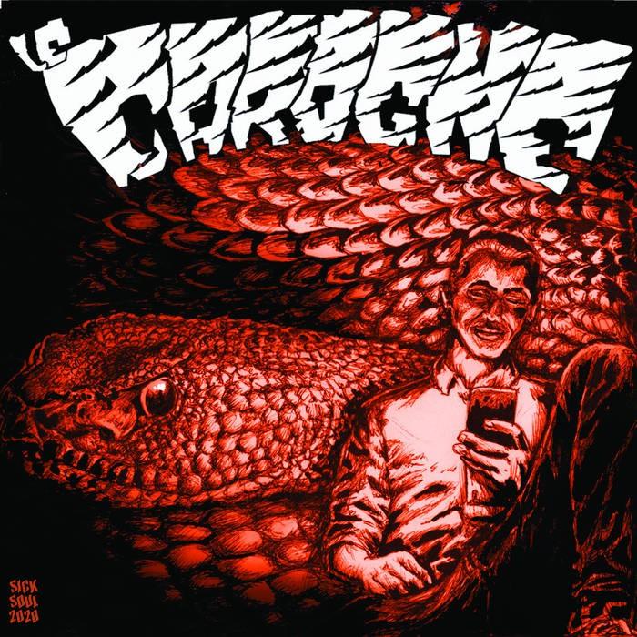 Le Carogne - RattlesnakeTwo Steps Back