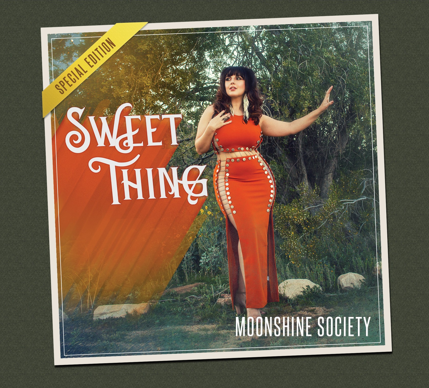 Moonshine Society - Sweet Thing (Special Edition 2021)