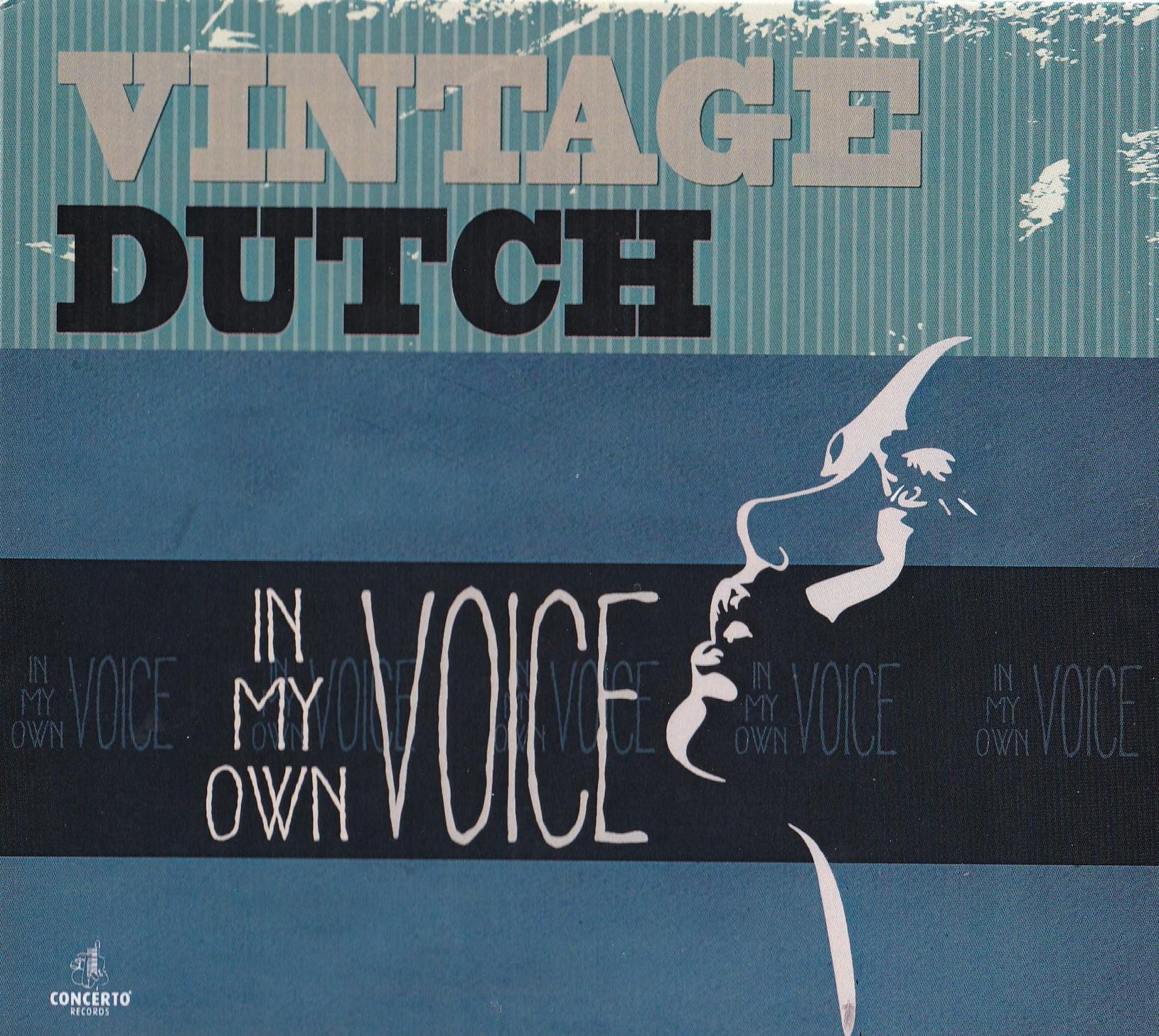 Vintage Dutch - In My Own Voice